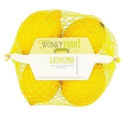 Morrisons Market St Wonky Lemons, 4 Pack
