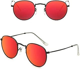 Fashion Women Men Retro Fashion Shades Sunglasses Integrated UV Glasses