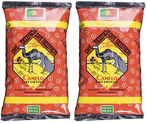 Café Camelo Torrefacto Especial en Grano - 2 paquetes de 500 gr