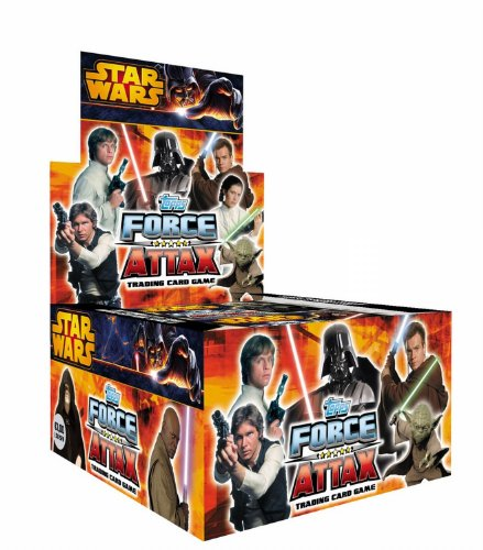 Toops Star Wars Force Attax Movie Card Collection 3 - 1 Booster