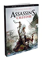 Assassin's Creed III - The Complete Official Guide de Piggyback