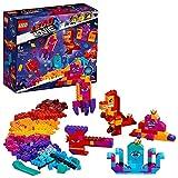 LEGO Película 2 - Caja construye lo que sea de la Reina Soyloque, juguete creativo de construcción de las aventuras de...