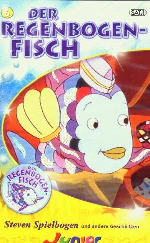 Der Regenbogenfisch - Steven Spielbogen und andere Geschichten [VHS]