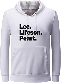 YJRTISF Big Pockets Winter Trending Fleece Fashion Sweatshirt for Man