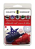 Haley's Corker Celebrate Red, Wine & Blue Combo Pack