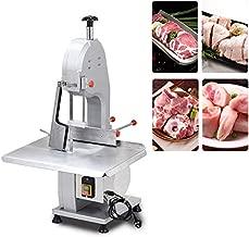 Electric Bone Cutting Machine - 1500W Commercial Frozen Meat Steak Cutting Machine - Table Saw Blade Bone Cutter Slicers Sawing Machine Meat Grinder For Cutting Bone Ribs Frozen Meat