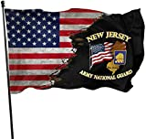 Jeewly Armee Das Pentagon Home Flags 3 X 5 und Indoor & Outdoor Dekorative Home Fall Flags Holiday Decor