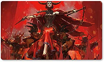 Judith, The Scourge Diva - Board Game MTG Playmat Table Mat Games Size 60X35 cm Mousepad Play Mat for TCG Magic The Gathering
