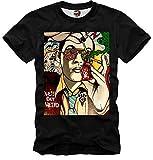 Photo de T Shirt Fear and Loathing in Las Vegas LSD DMT MDMA Gbl XTC