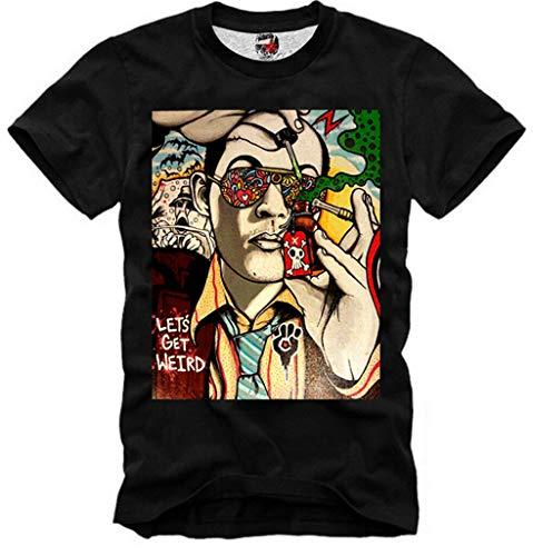 T Shirt Fear and Loathing In Las Vegas LSD DMT MDMA Gbl XTC