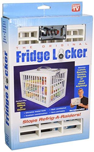 Kühlschrank Tresor Safe Käfig Zahlenschloss