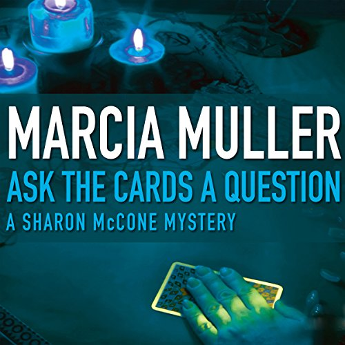 Ask the Cards a Question audiobook cover art