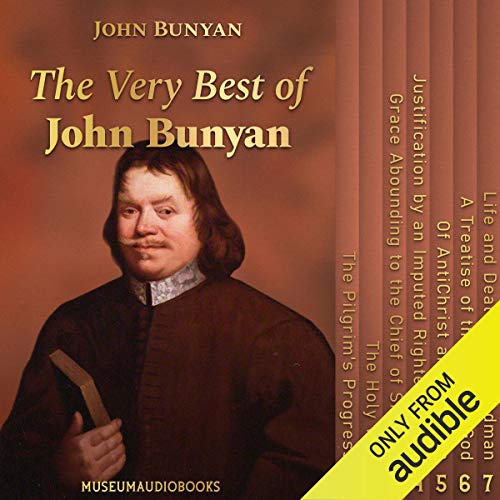 The Very Best of John Bunyan cover art