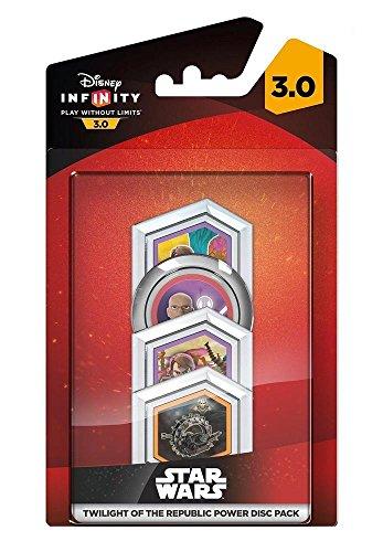 Disney Infinity 3.0 - Star Wars: Power Disc Clone Wars (Pack De 4)