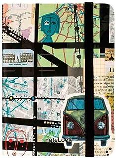 Scrikss Şehir Haritası Defter, Çizgili, A7, No 3