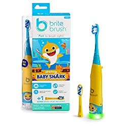 The Best Toddler Electric Toothbrushes - Beginner Friendly & More