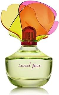 Bath and Body Works Sweet Pea Eau De Toilette Perfume Spray 2.5 Ounce Decorative Collectors Bottle New In Box