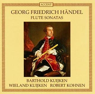 Handel;Sonatas for Flute