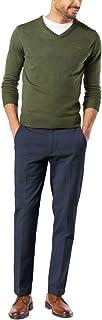Dockers Men's Slim Tapered Fit Workday Khaki Smart 360 Flex Pants