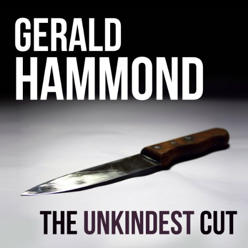 The Unkindest Cut audiobook cover art