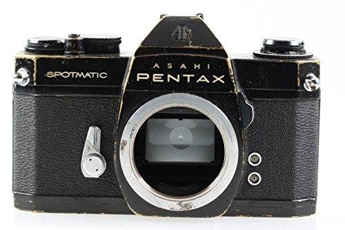 Pentax Asahi SP II SPII SP2 Spotmatic Gehäuse Body Spiegelreflexkamera schwarz