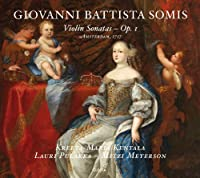 Somis: Violin Sonatas Op 1
