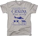 Prestige Worldwide Catalina Wine Mixer Shirt, X-Large, Sport Grey