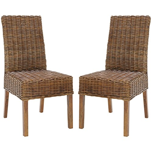 Admirable Wicker Accent Chairs Amazon Com Ocoug Best Dining Table And Chair Ideas Images Ocougorg