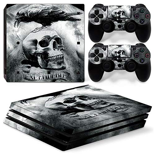 FENGLING For Ps4 Pro For Pro Console Vinyl Skin Sticker