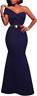 Best black dress with blue sash Reviews