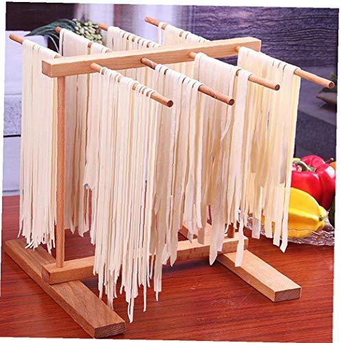 Bongles Küchen Zusammenklappbarer Nudeln Trocknungshalterung Einhängegestell Pasta Wäschetrockner Spaghetti Trockner Stehen Pasta Kochwerkzeug