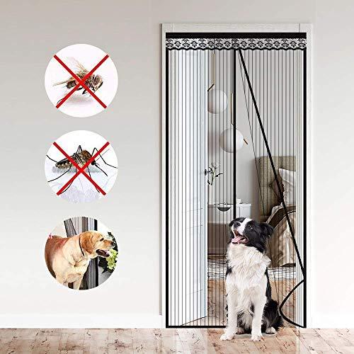 EZGETOP Zanzariera magnetica per porta (100*230cm)