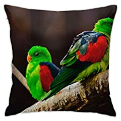 Size : 18x18 inches/ 45cmx45cm(1-2cm deviation). Material description: Made of plush fabric, soft and comfortable texture Product performance: The pattern printed on the decorative pillowcase is loved by people of all ages. Exquisite trimming technol...