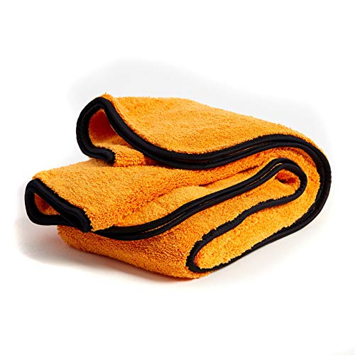 DELIRIUM DC-01 Orange Drying Towel Trockentuch