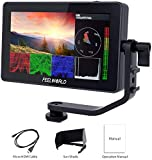 """FEELWORLD Type-C F6 Plus 5.5"""" Screen Touchable 3D LUT Camera Field Video Monitor"""