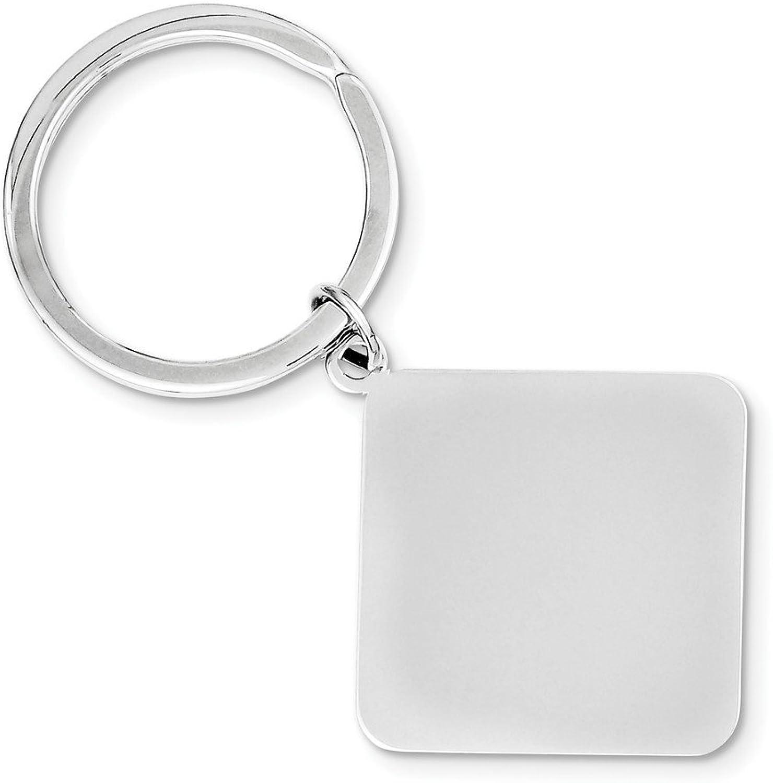 Sterling Silber Silber Silber Schlüsselanhänger-JewelryWeb B00EIXUVQI 3d378b