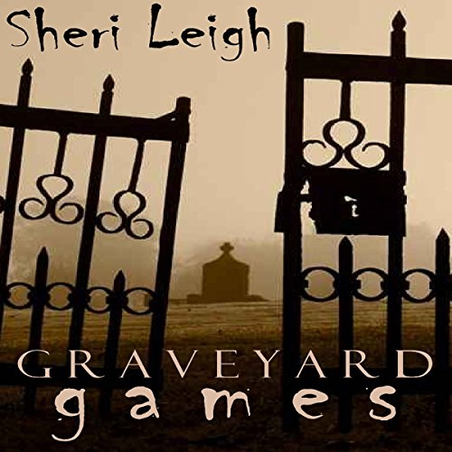 Graveyard Games audiobook cover art