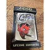 クープ zippo COOP Smokin' Devil 鬼 赤鬼