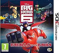 Big Hero 6: Batalla En La Bahía