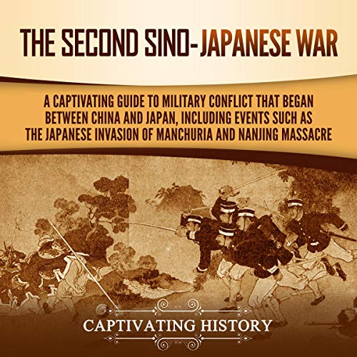 The Second Sino-Japanese War Titelbild