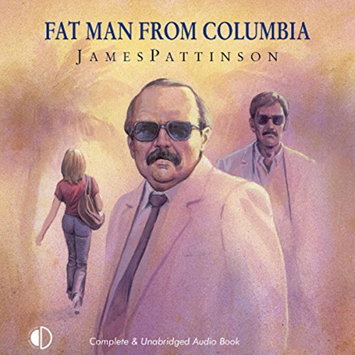 Fat Man from Colombia audiobook cover art