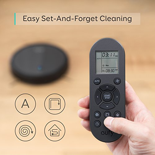 eufy Anker, BoostIQ RoboVac 11S (Slim), Super-Thin 1300Pa Strong Suction, Quiet, Self-Charging...