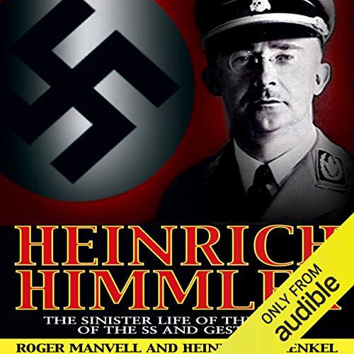Heinrich Himmler audiobook cover art