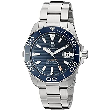 TAG Heuer WAY211C.BA0928 Men's Aquaracer 300M Calibre 5 Automatic Watch