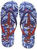 Pepe Jeans Beach UK Boy, Chanclas Hombre, Azul 595Navy 595, 38 EU