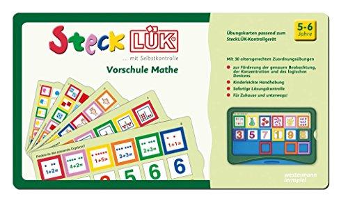 SteckLÜK: Vorschule Mathe: Alter 5 - 6 (grün): Vorschule / Vorschule Mathe: Alter 5 - 6 (grün)
