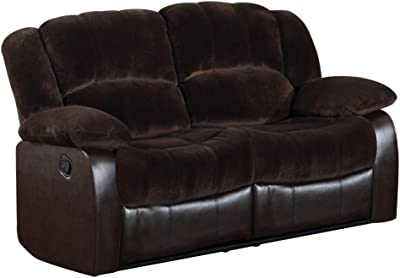 Fantastic Amazon Com Steve Silver Anastasia Fabric Reclining Loveseat Caraccident5 Cool Chair Designs And Ideas Caraccident5Info