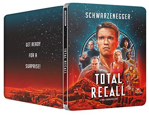Total Recall Steelbook [Blu-ray] [2020]