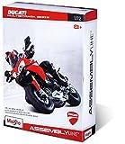 Maisto - M39051 - Maquette de moto à assembler - Maquette - Échelle 1/12 - Modèle...