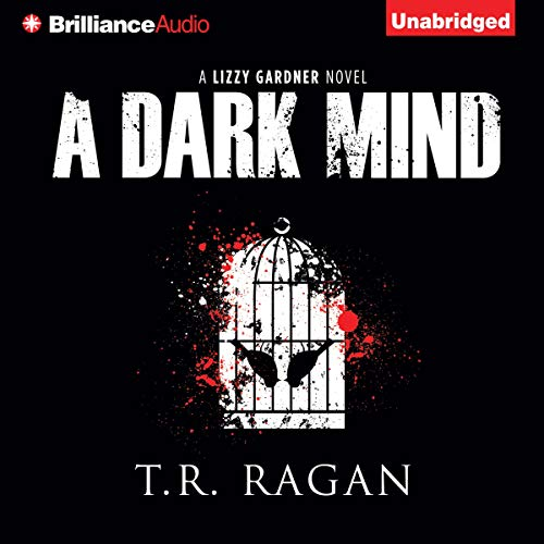 A Dark Mind audiobook cover art
